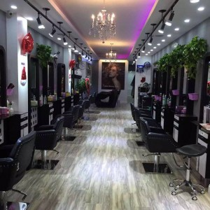 Inside Xcellent Beauty Salon